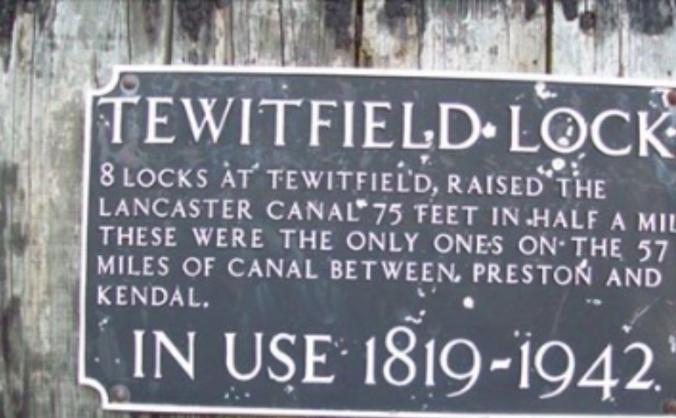 Restoration  Northern Reaches - Tewhitfield Locks