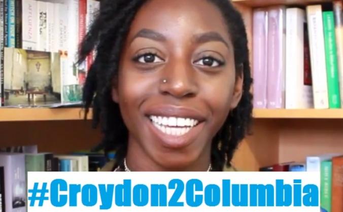 #Croydon2Columbia