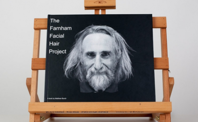Farnham Facial Hair Portrait Book