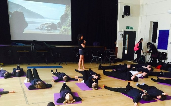 Yoga Tribe for Teens