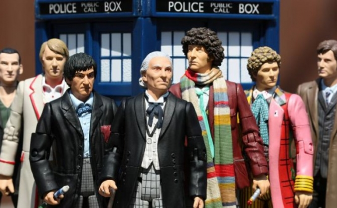 Doctor Who Action Figure History DOCUMENTARY