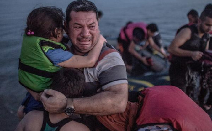 Global Collapse Refugees project