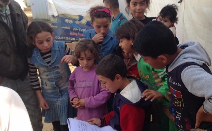 Help us send Kitabna books to Calais and beyond!