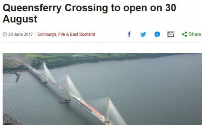 Queensferry Crossing Experience