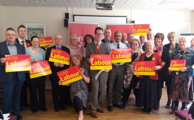 Winning for Labour in Northampton