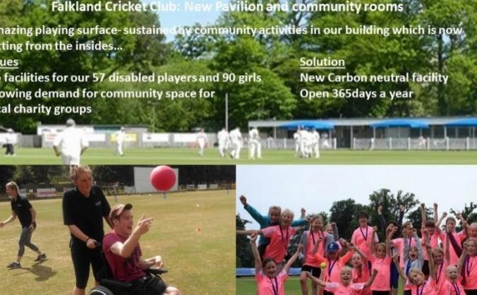 Falkland Cricket Club Ltd (FCC)