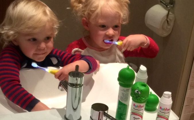 Buddies Toothpaste, making brushing fun
