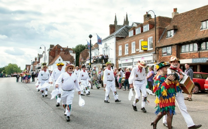 The 25th Tenterden Folk Festival (2017)