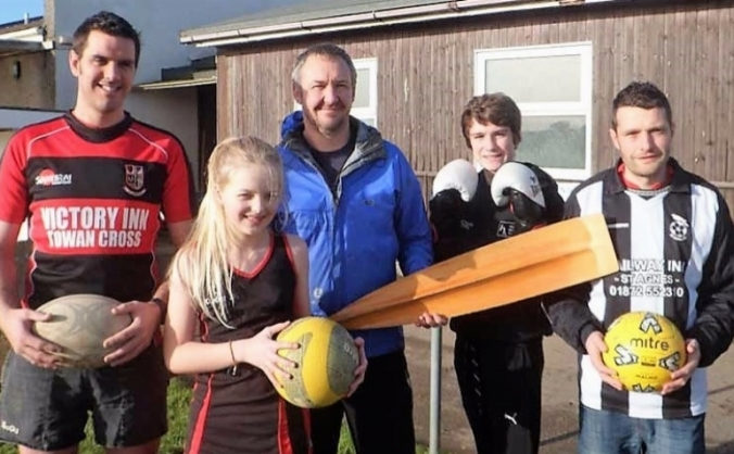 St Agnes Sports Club Battery and Car Charging Point Appeal