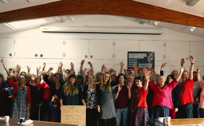 Truro and Falmouth Labour Party Fighting Fund