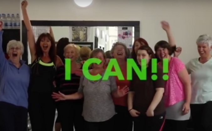 iCan health and fitness CIC- New premises