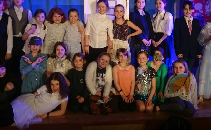 Badapple Young Actors- The 2018 Panto!