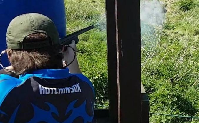 Ryan Hutchinson's Olympic Skeet Shooting bid