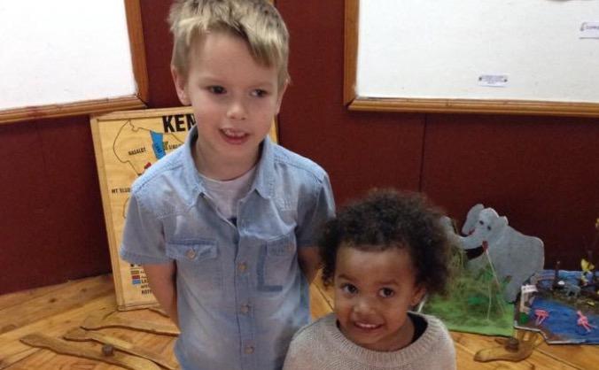 Joshua & Mia's Nairobi Kids Project
