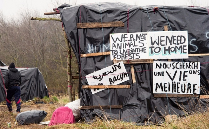 Calais Solidarity Movement