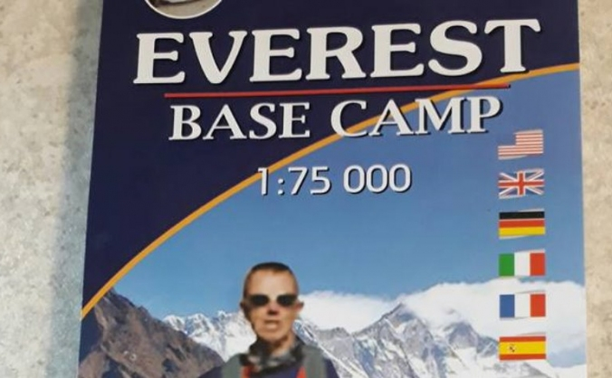 Everest Marathon... fundraisers dream