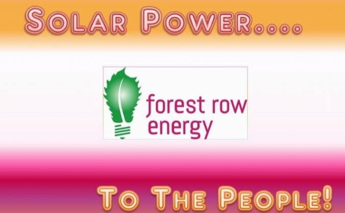 Forest Row Solar Power to the People