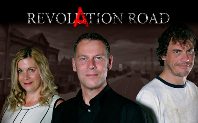 Revolation Road Film