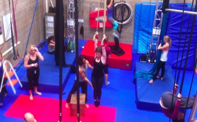 Gravity Circus - expanding!