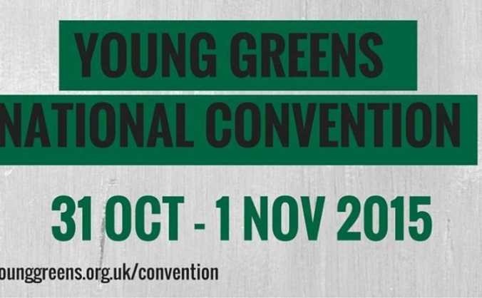 Young Greens Convention 2015