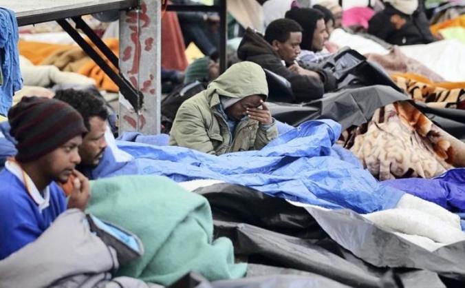 Calais Refugee Supplies