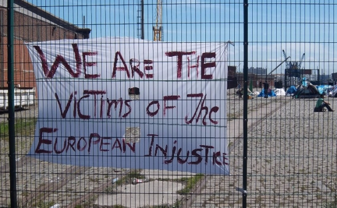 Help buy necessities for the refugees in Calais