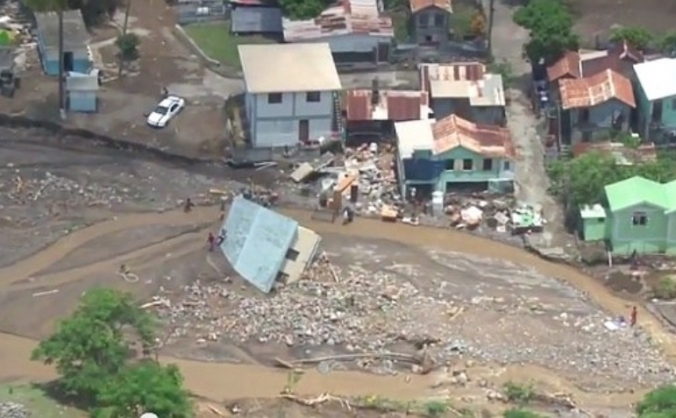Help Dominica After Tropical Storm Erika