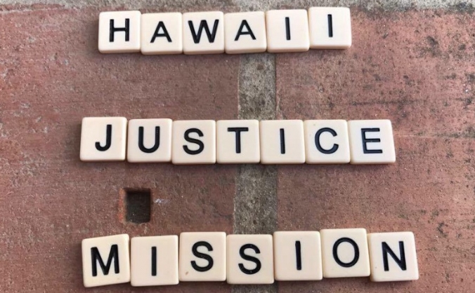 HAWAII! Not your typical mission trip but read on
