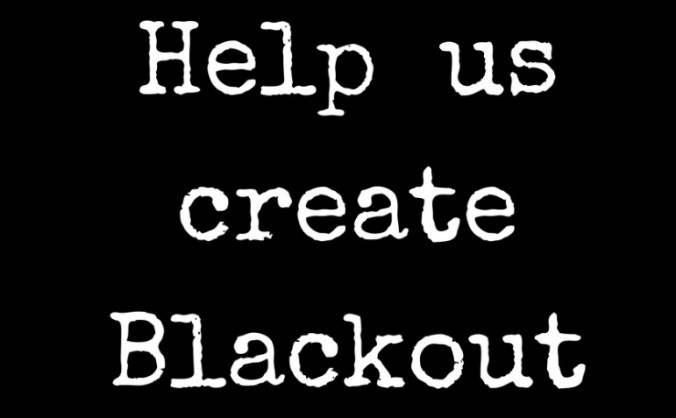 Blackout - A play and workshops for young people
