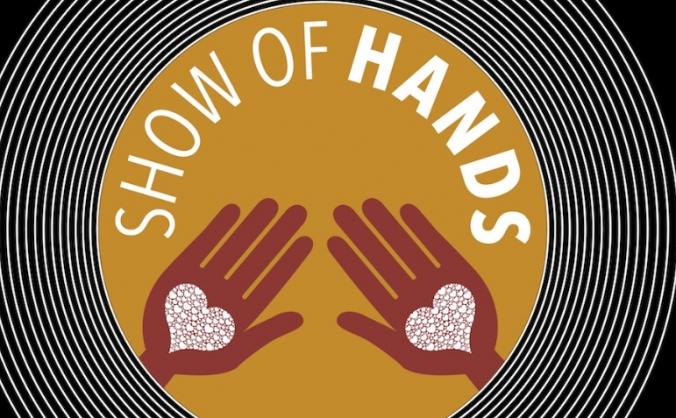 Show Of Hands : Giovanni Hidalgo Benefit Concert