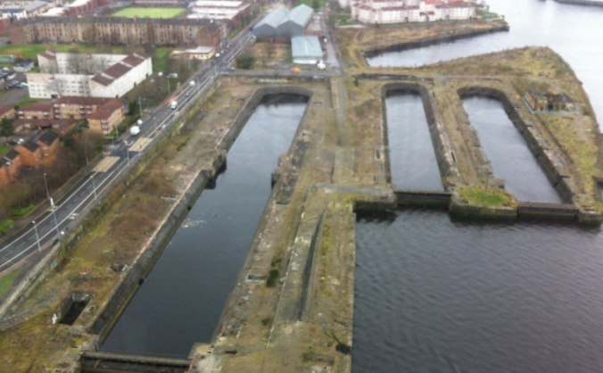 Govan Graving Docks Architecture Competition