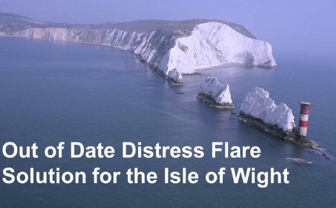 Distress Flare Disposal Service - ISLE OF WIGHT