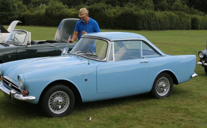Classic car fund