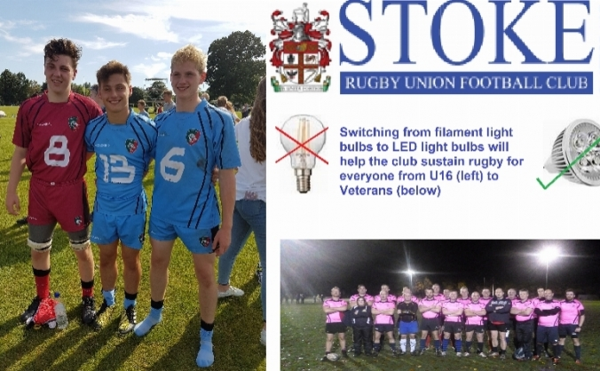 Stoke-on-Trent Rugby Union Football Club