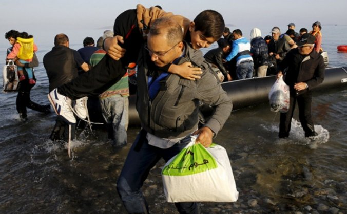 Bristol to Kos  - Donations for Refugees
