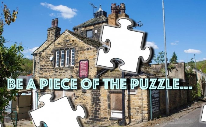 Be a piece of the Puzzle!