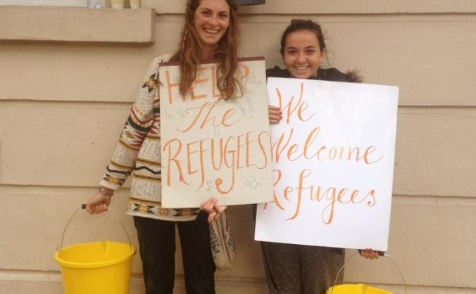 Leamington to Calais refugee aid