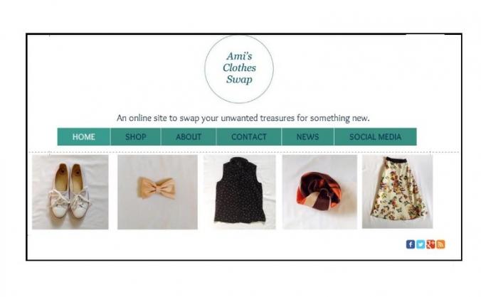 Ami's Clothes Swap