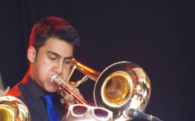 Dev Daas' Trombone