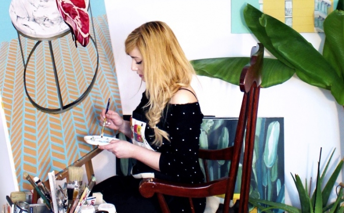 Support artist to exhibit at The Other Art Fair