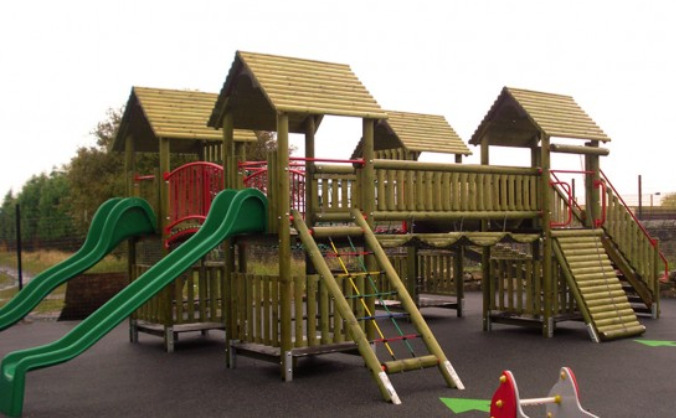 Loch Tay Highland Lodges - Playground's