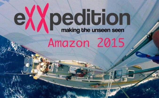 Happy Designer Erika -  eXXpedition Amazon 2015