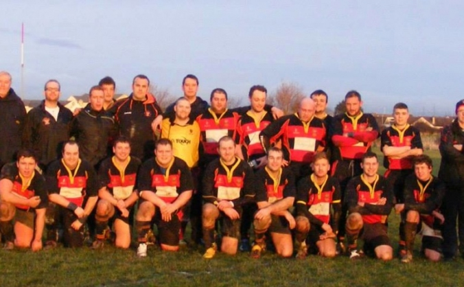 Help Blackpool RUFC keep there club