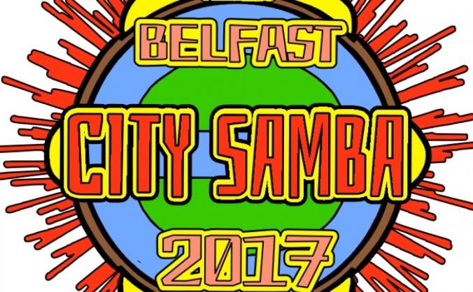 Belfast City Samba 2017