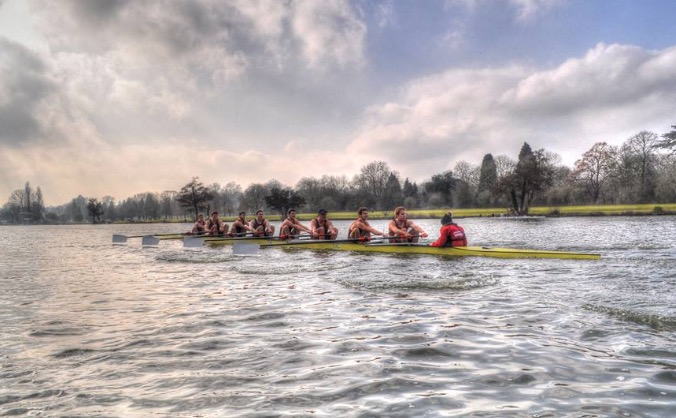 Miles for Minds: UBBC Takes on the Nile