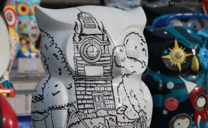 Buy Sutton Coldfield Owl at The Big Hoot auction