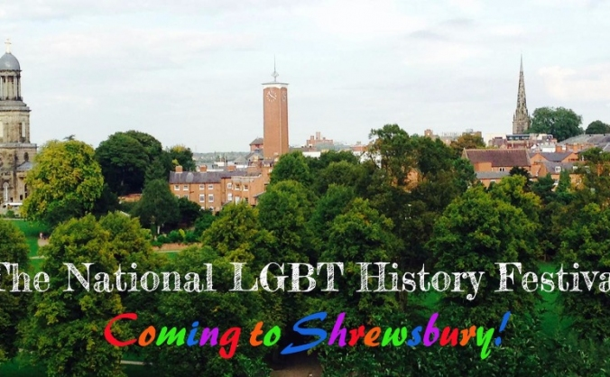 Shrewsbury - The National LGBT History Festival