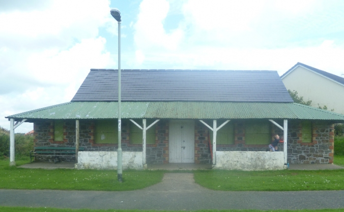 The Holsworthy Sports Pavilion Project