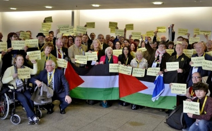 SNP Friends of Palestine campaign fund