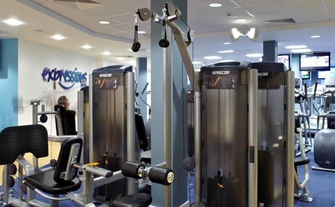 Gym in plympton